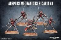 Warhammer 40,000 Adeptus Mechanicus Sicarians