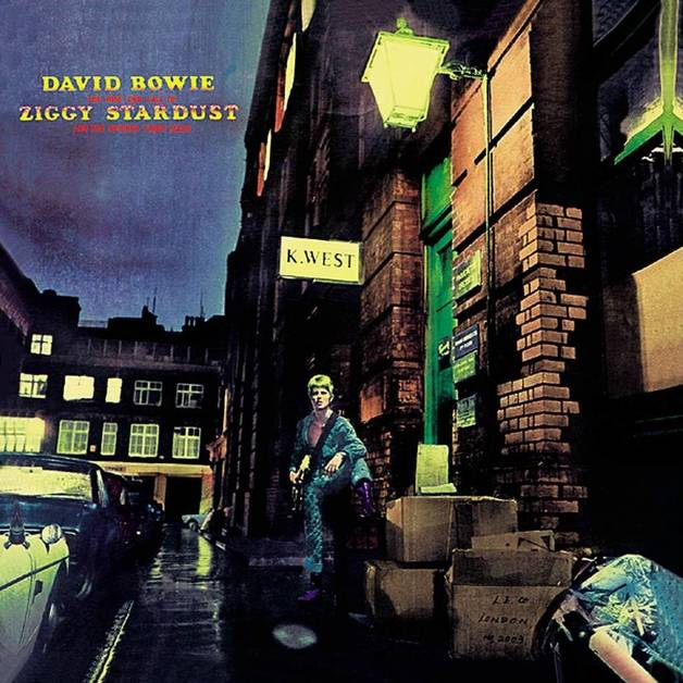The Rise And Fall Of Ziggy Stardust And The Spiders From Mars (LP) by David Bowie