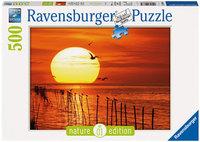 Ravensburger - Magical Sunset Puzzle (500pc)