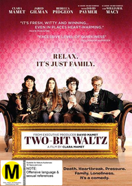 Two-Bit Waltz on DVD