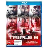 Triple 9 (Blu-ray + UV) on Blu-ray