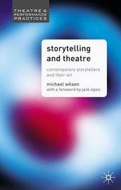 Storytelling and Theatre by Mike Wilson image
