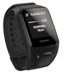 TomTom Spark + Music GPS Fitness Watch - Black (Large)