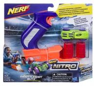 Nerf Nitro: Throttleshot Blitz Starter Pack (Blue)