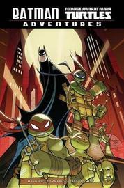 Batman/Teenage Mutant Ninja Turtles Adventures by Matthew K Manning
