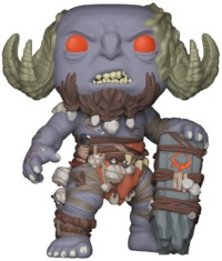 God of War: Fire Troll - Pop! Vinyl Figure