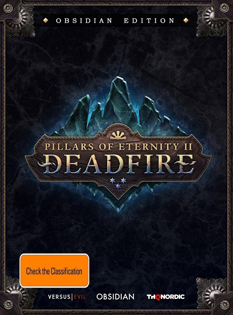 Pillars of Eternity II: Deadfire Obsidian Edition