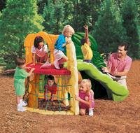 Little Tikes: Jungle Climber - Outdoor Play-gym