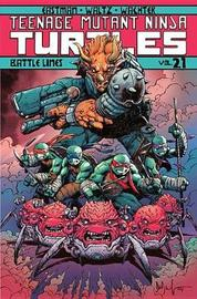 Teenage Mutant Ninja Turtles Volume 21 by Tom Waltz