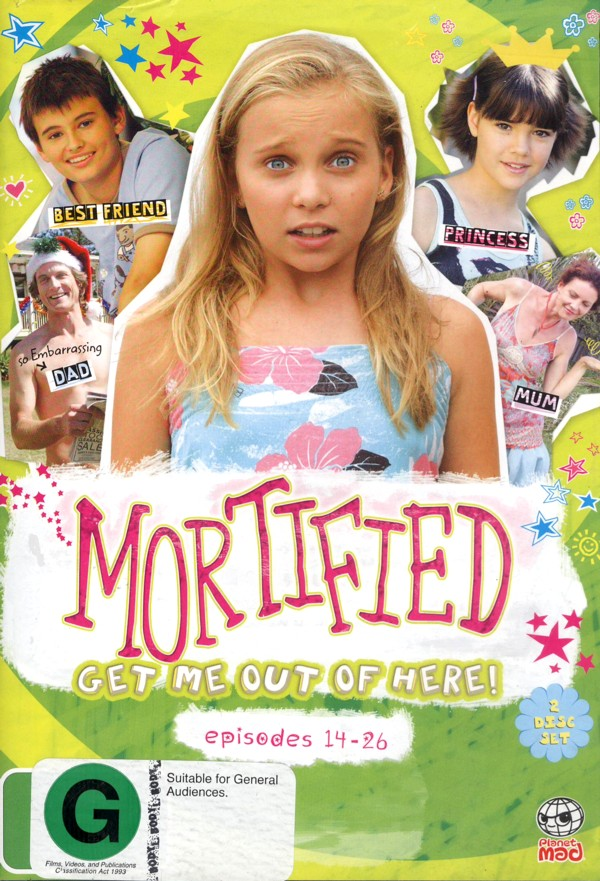 Mortified - Vol. 2: Episodes 14-26 (2 Disc Set) on DVD image