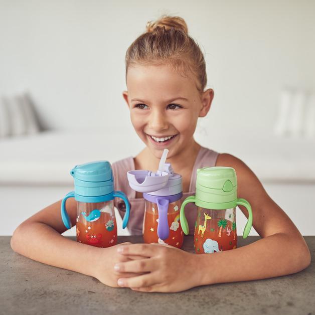 Sunnylife Kids Water Bottle - Under Sea
