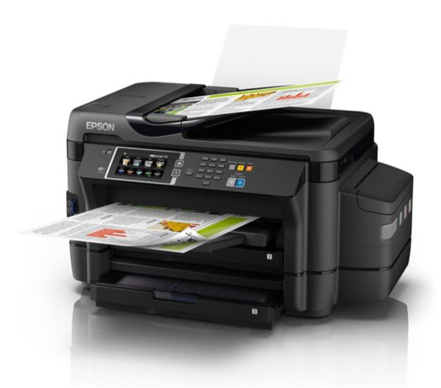 Epson WorkForce ET-16500 EcoTank 4 Colour Multifunction Printer