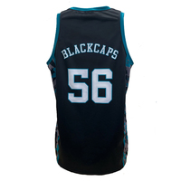 Blackcaps Camo Singlet (XL)