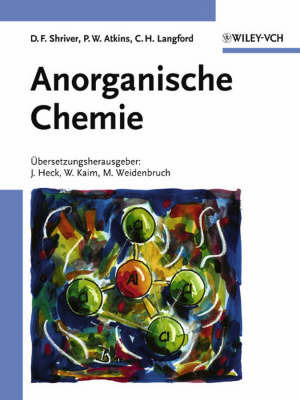 Anorganische Chemie by D.F. Shriver image