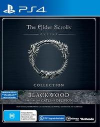 Elder Scrolls Online Collection: Blackwood for PS4