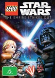 Star Wars Lego: The Empire Strikes Out DVD