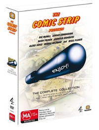 The Comic Strip Presents Collection on DVD image