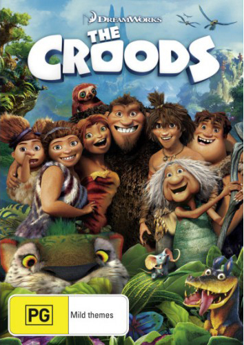f2d6c3a8f The Croods on DVD image ...