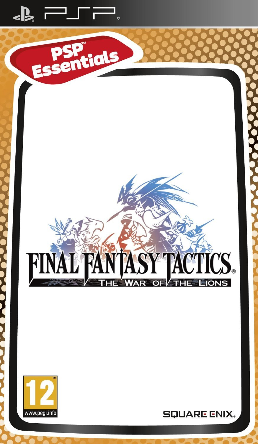 Final Fantasy Tactics: The War Of The Lions (Essentials) for PSP image