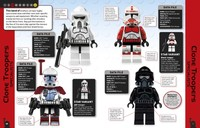 LEGO Star Wars Character Encyclopedia (Updated Edition) - with Exclusive Minifigure! by DK image
