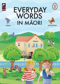 Everyday Words in Maori by Jo Litchfield image