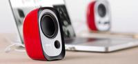 Edifier R12U USB Multimedia Speakers - Red image