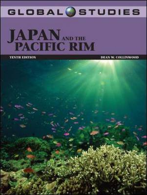 Global Studies: Japan and the Pacific Rim by Dean W. Collinwood image