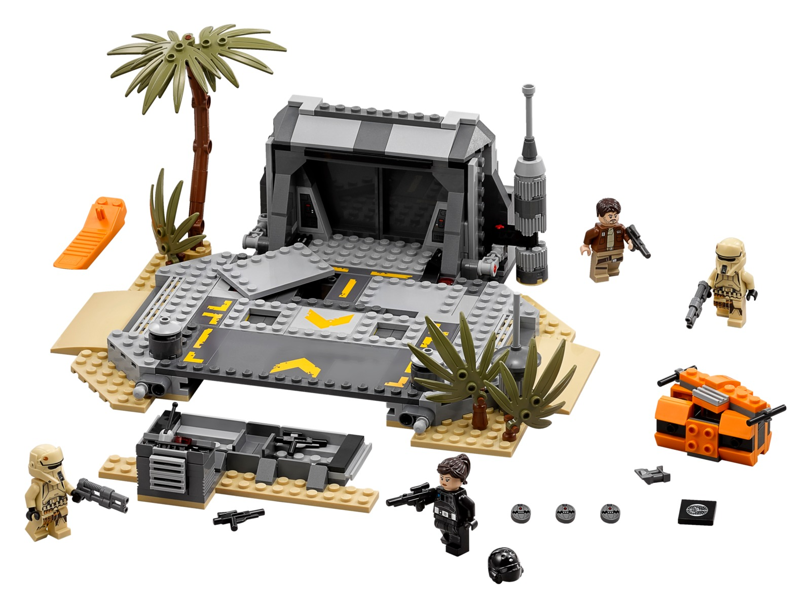 LEGO Star Wars: Battle on Scarif (75171) image