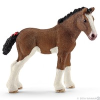 Schleich: Clydesdale Foal