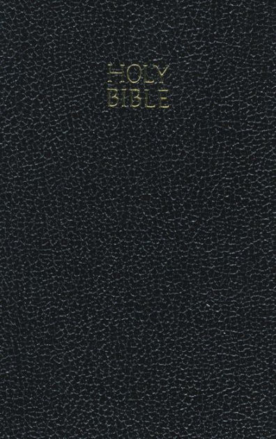 KJV, Vest Pocket New Testament, Softcover, Black, Red Letter Version by Thomas Nelson