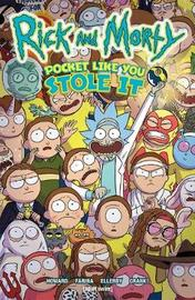 Rick and Morty: Pocket Like You Stole It by Tini Howard