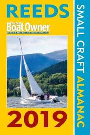 Reeds PBO Small Craft Almanac 2019 by Perrin Towler