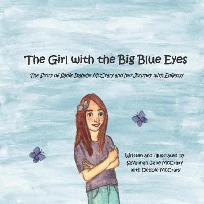 The Girl with the Big Blue Eyes by Debbie McCrary