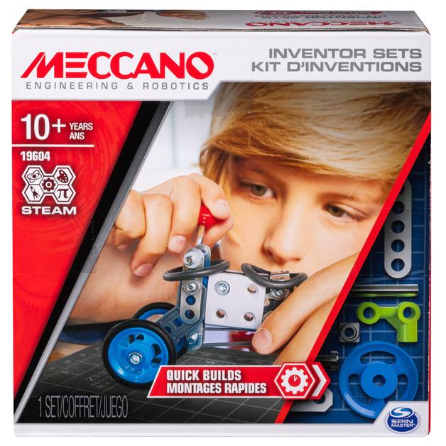 Meccano: Inventor Set #1 - Quick Builds