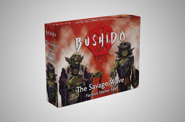 Bushido, Risen Sun: Savage Wave Starter Set