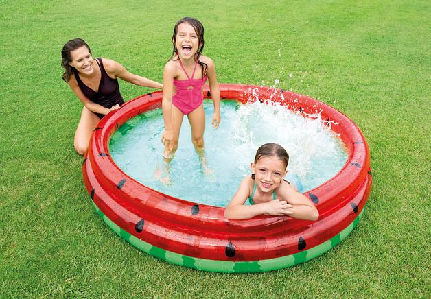 Intex: Watermelon Pool