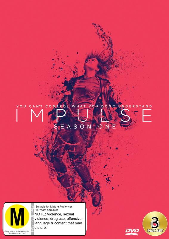 Impulse - Season 1 on DVD