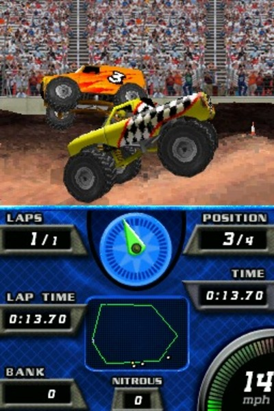 Monster Trucks DS for Nintendo DS image