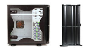 Thermaltake Soprano mid tower case black 430W PSU