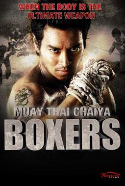 Muay Thai Chaiya Boxers on DVD