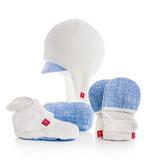 Goumi Kids Newborn Set Sketch - Blue