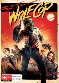 WolfCop on DVD