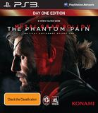 Metal Gear Solid V: The Phantom Pain Day One Edition for PS3