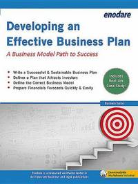 Developing an Effective Business Plan by Enodare