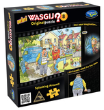 Wasgij: Mini 8 - Splashing 100pce
