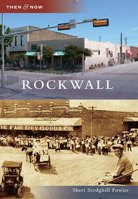 Rockwall by Sheri Stodghill Fowler image