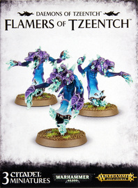 Warhammer Tzeentch Daemons: Flamers of Tzeentch