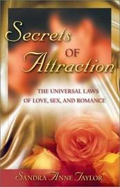 Secrets Of Attraction by Sandra Anne Taylor image