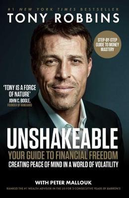 Unshakeable by Tony Robbins image