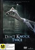Don't Knock Twice DVD